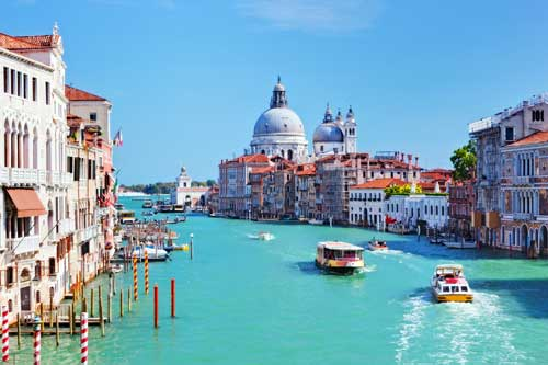 Italy Canal Boating Holidays And River Cruises In Venice - Italy cruises